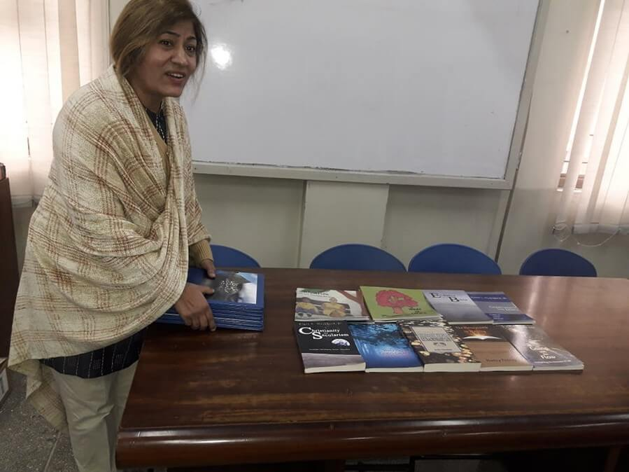 First Christian Book In Urdu